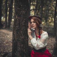 Таинственный лес :: Мария Зубова