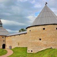 Рюрикова крепость :: Наталья Маркелова
