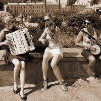..уличные музыканты... :: Ира Егорова :)))