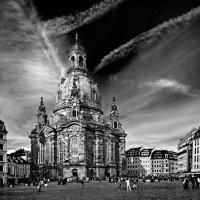 Фрауенкирхе, Дрезден :: Виталий Авакян