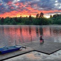 Приятное уединение. :: kolin marsh