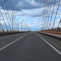 По мосту :: Виктор Коршунов