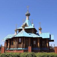 церковь :: Николай Климанов