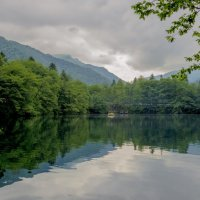 н. Голубое озеро :: Владимир Гараган