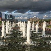 Парк Победы г. Москва. 12.07.2015 :: Борис Устюжанин
