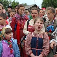 Русский Север. Селу Нёнокса 618 лет. Песня :: Владимир Шибинский