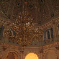 Большой Кремлевский дворец. :: Любовь Зима
