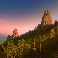 Гора Палец :: Жанетта Буланкина