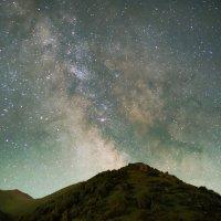 Ночное небо :: Дмитрий Левин