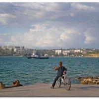 Мальчик и море :: Эля Юрасова