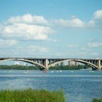 Коммунальный мост :: Михаил Минькин