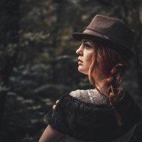 в шляпе :: Мария Зубова