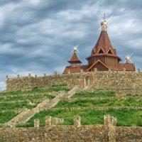 Небесный храм :: Константин Снежин