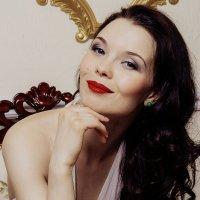 Ксения | Фотопроект Ретро :: Анастасия Маркова