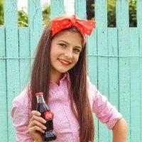 Кока-кола :: Кристина Пшеслинская