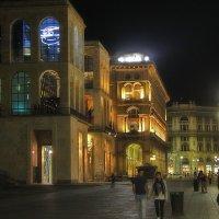 Что то не горит в ночном Милане :: M Marikfoto