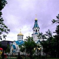 Храм в Южно-Сахалинске. :: cfysx