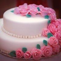 Свадебный торт :: Яна Рудницкая