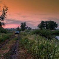 У озера :: Николай Алехин