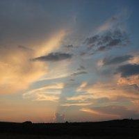 Закатное небо :: Meriguan91 Николай