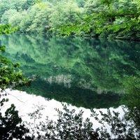 КБР голубое озеро :: МИХАИЛ КАТАРЖИН