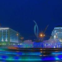 Площадь Европы панорама :: Alex