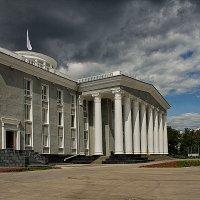 Дом культуры химиков в г.ДЗержинск :: Saloed Sidorov-Kassil