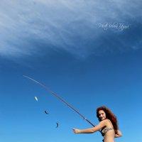 на рыбалке :: Tatyana Belova