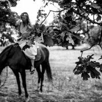 Девушка на лошадке :: Иван Синицарь