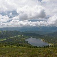 Озеро Светлое, Ергаки :: Марина Бойко