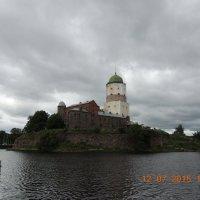 выборгский замок :: Евгения Чередниченко