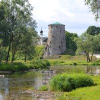 Гремячая башня :: Наталья Левина