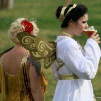 ангелам пить тоже охота :: Олег Лукьянов