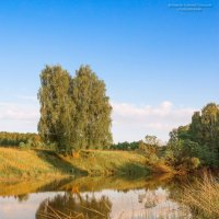 Вечер на озере :: Алексей Солодков