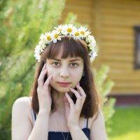 Девушка-лето :: Екатерина Жукова