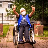Человек с большой буквы :: Анастасия Давыдова