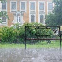 """""""- Какая погода в Питере? - Дождь. - И давно? - С 1703-его года"""" :: Александра Strix"""