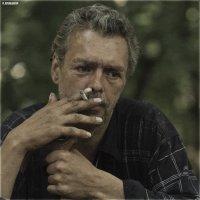 Последняя сигаретка... :: Фёдор Куракин