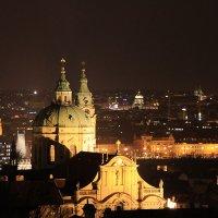 ночная Прага :: Alexandr Krepky