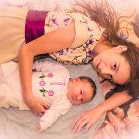 Я з сестричкою :: Тарас Семигаленко