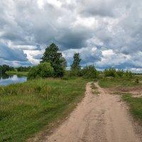 Пейзаж :: Эдуард Пиолий