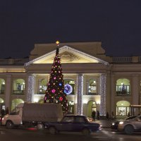 Ночной Петербург :: Александр Рябчиков