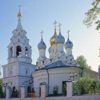 Храм святителя Николая в Пыжах... :: марк