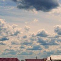 Небо волнуется :: Валерий Лазарев