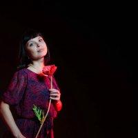 черное и красное :: Светлана Корнева