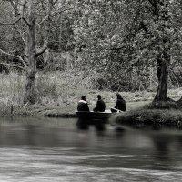На троих в лодке :: Genych