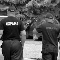 Двое из ларца :: Леонид Сергиенко