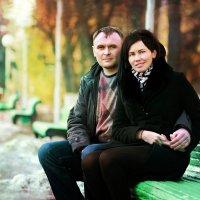 в старом парке..... :: Елена Лабанова