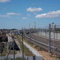 Железная дорога-55 :: Весна .
