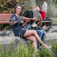 В парке... :: Viktor Nogovitsin